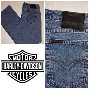 Harley-Davidson Bootcut Jeans - 10